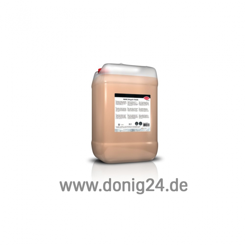 nano mega finish 25 ltr kanister online kaufen bei donig. Black Bedroom Furniture Sets. Home Design Ideas