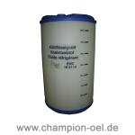 Sammelbehälter (220L) für Kühlflüssigkeit Stück