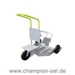 Fasstransportwagen für Fässer bis 220L Stück
