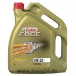 Castrol EDGE 0W-20 C5 5 Ltr. Kanne