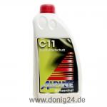 Alpine Langzeit-KF C11 Antifreeze 1,5 Ltr. Dose