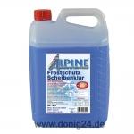 Alpine SF Scheibenklar -30°C 5 Ltr. Kanne