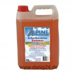Alpine Scheibenklar Sommer 1:10 5 Ltr. Kanne