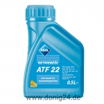 Aral Getriebeöl ATF 22 0,50 Ltr. Dose