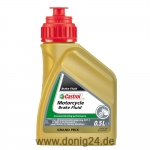 Castrol Motorcycle Brake Fluid 0,50 Ltr. Dose