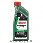 Castrol Brake Fluid DOT 4 1 Ltr. Dose