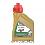 Castrol Fork Oil Synthetic 5W 0,50 Ltr. Dose
