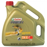 Castrol Power 1 4T 15W-50 4 Ltr. Kanne