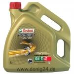 Castrol Power 1 Racing 4T 10W-50 4 Ltr. Kanne
