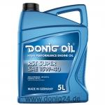 Donig Oil RST Super 15W-40 5 Ltr. Kanne