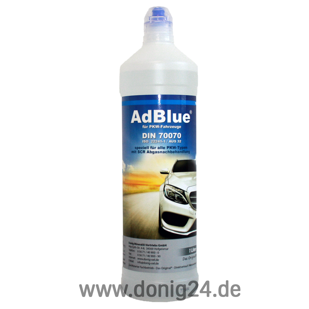 adblue 1 ltr flasche online kaufen bei donig. Black Bedroom Furniture Sets. Home Design Ideas